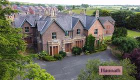 GALLERY: Landmark Donaghcloney building on the market for £300,000