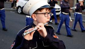 GALLERY: Somme parade in Lurgan