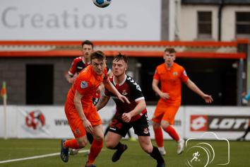 Glenavon's trip to Crusaders called off
