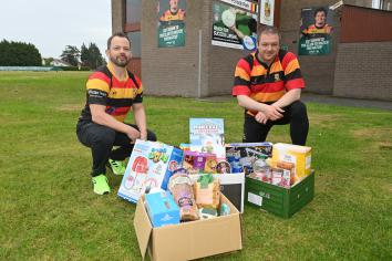 Lurgan club triumphs in Community Club award