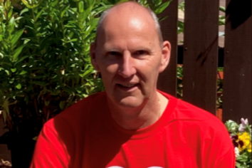 Lurgan man mark clocking up the miles for charity