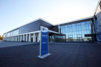 First vaccines to end at South Lake Leisure Centre