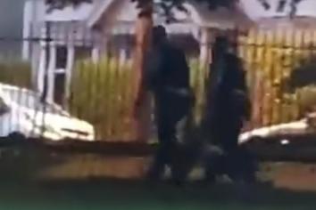 Mackle 'concerned' following Lurgan Park PSNI incident
