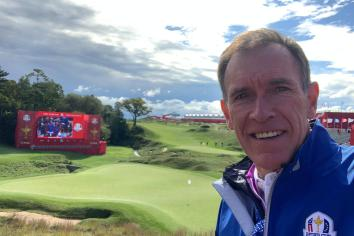 An un-fore-gettable experience for Peter