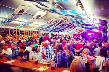 Oktoberfest back in Belfast