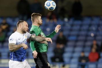 Penalty heartache for Lurgan Blues