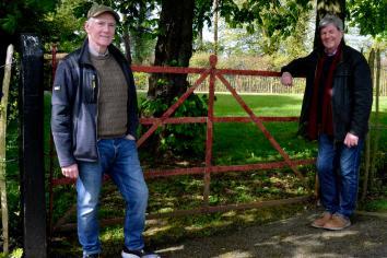 Presenter Joe takes a tour around Craigavon for 'Mahon's Way'